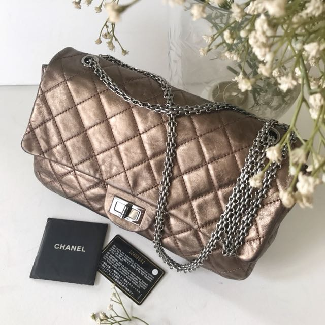 Chanel Reissue Bronze #12
