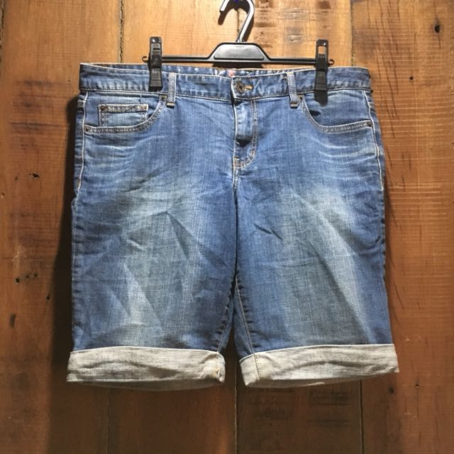 CK Denim Shorts
