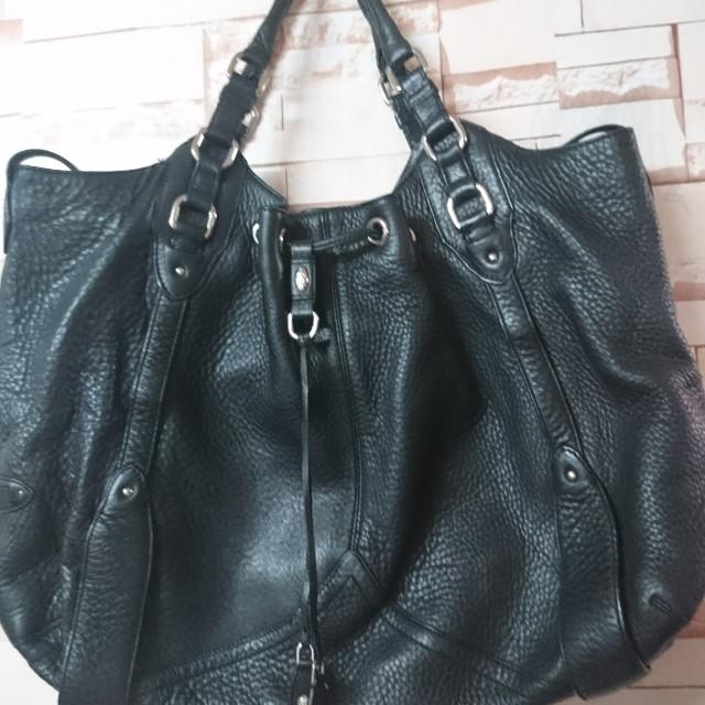 COLE HAAN big leather bag SALE