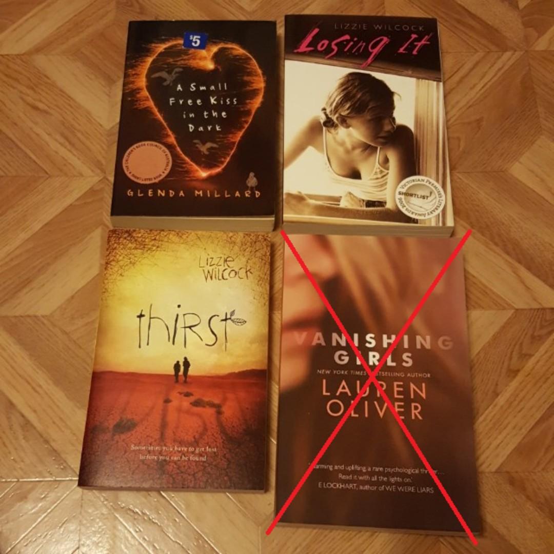 Contemporary YA Books