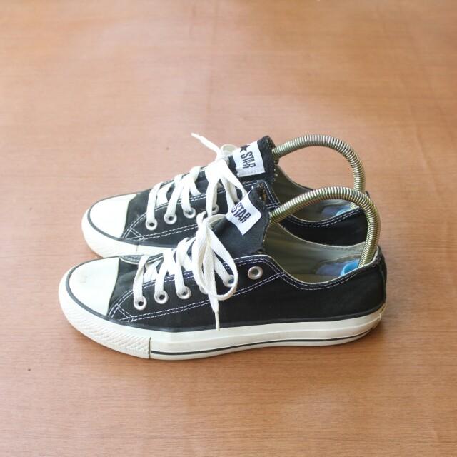 Converse All Star Low Black White 16e469c909