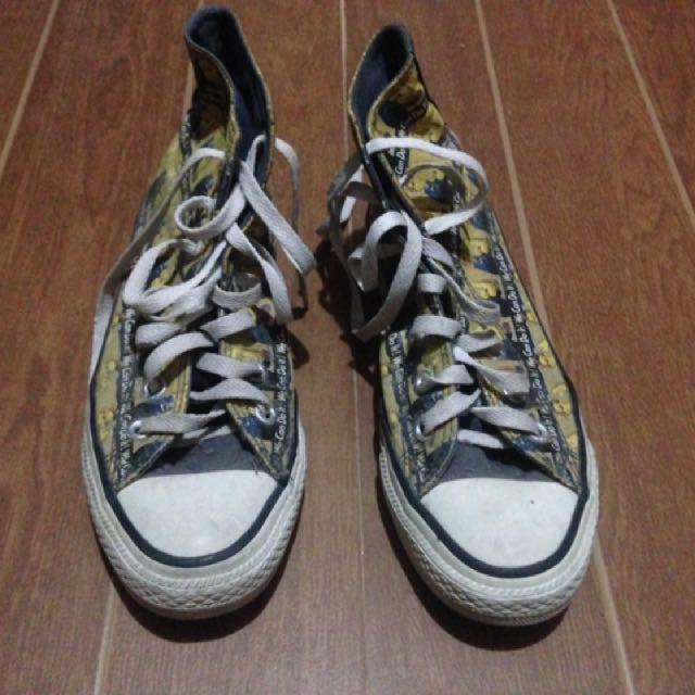 Converse Hi-cut Shoes