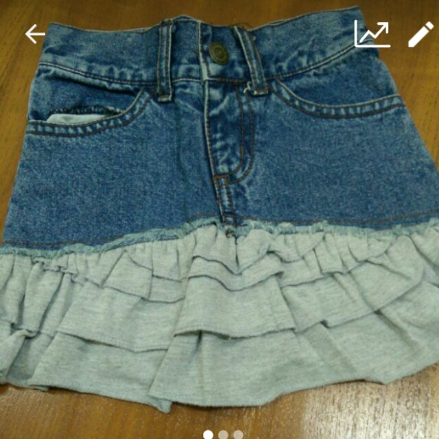 2 Cute skirt for 1-2years