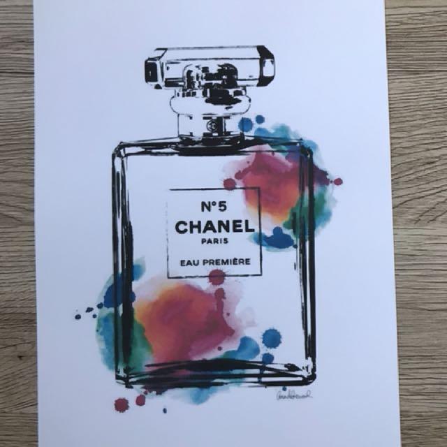 Designer Prints (A4 Size) Laminated