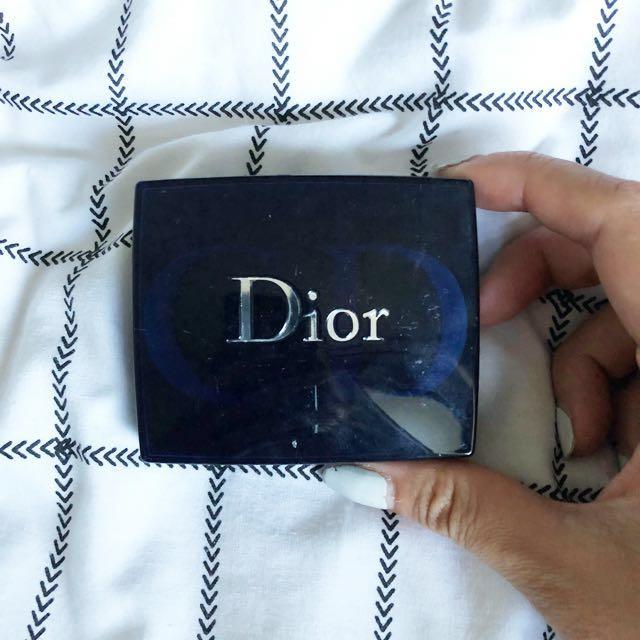 Dior duo glowing powder blush
