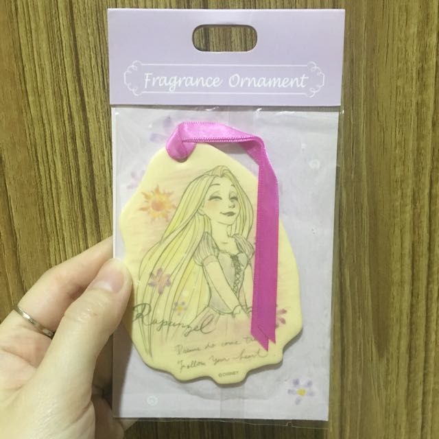 Disney Rapunzel Fragrance Ornaments