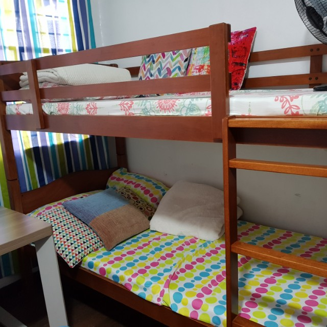 Double deck for sale