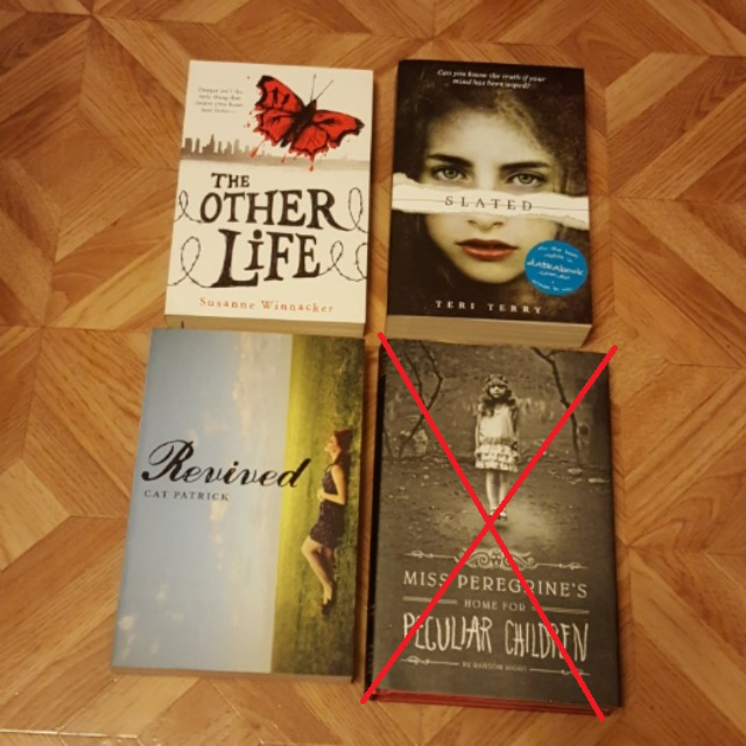 Dystopia/Thriller YA Books