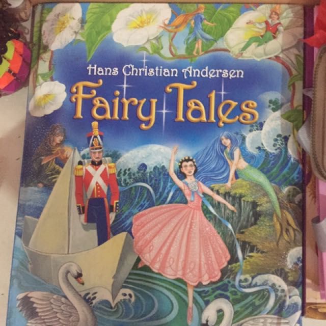 Fairy Tales hans christian andersens