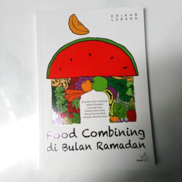 Food combining di bulan ramadhan