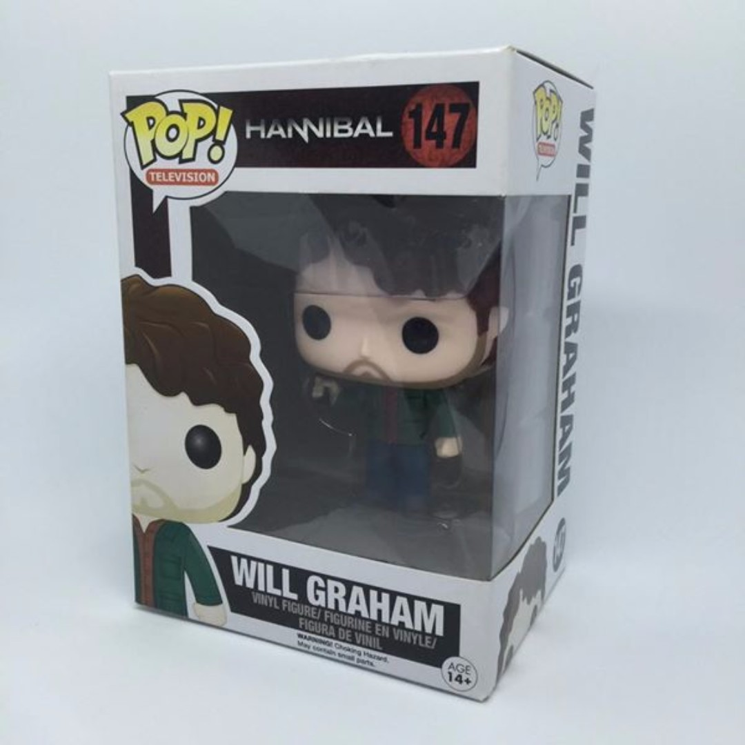 Funko Pop Hannibal Will Graham