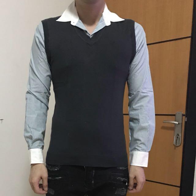 G2000 sweater shirt (kondisi 95%)