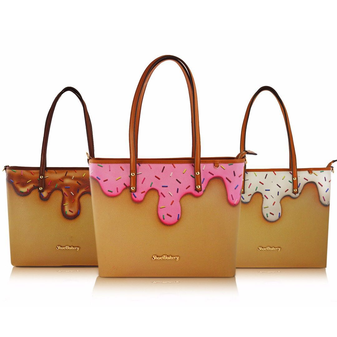 Genuine Shoe Bakery Sprinkle Collection Tote Bag