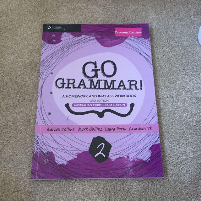 Go grammar 2