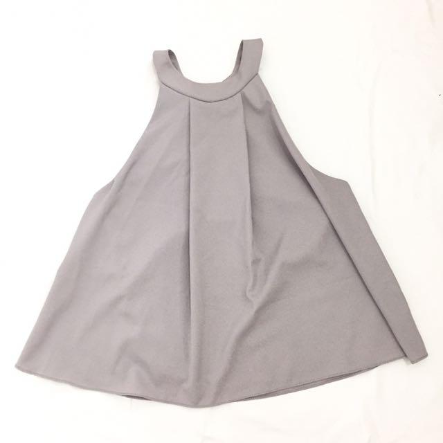 Grey top (S)