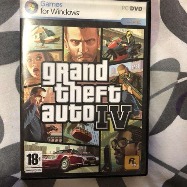 GTA 4 for PC