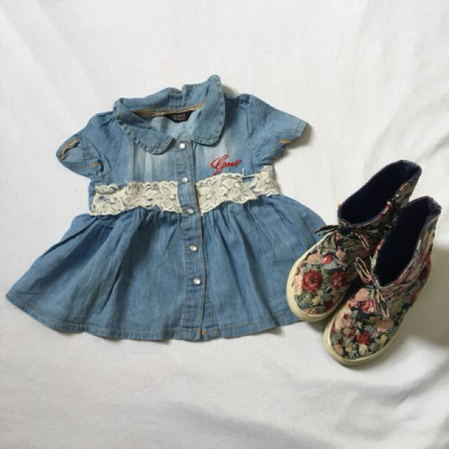 Guess Denim Blouse