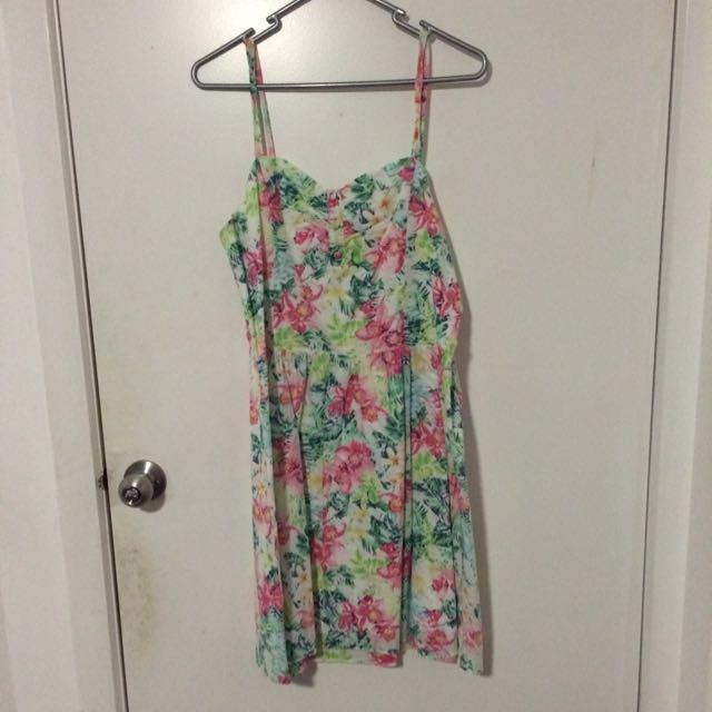 Harris Scarf Dress