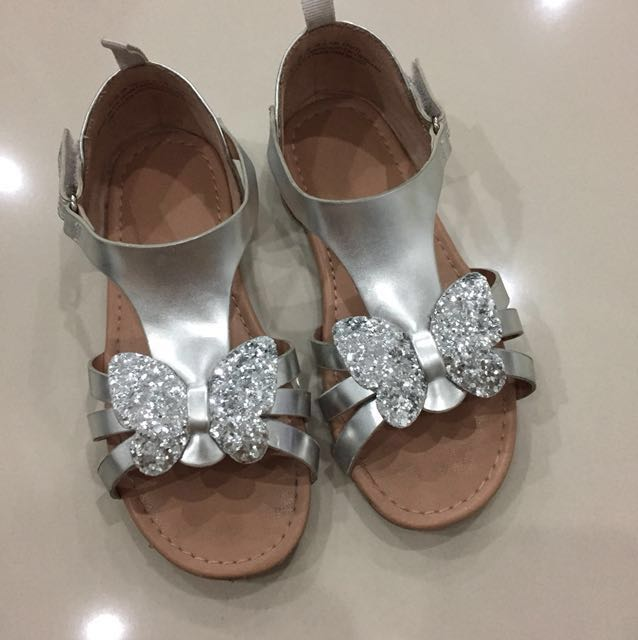 H&M Shiny Sandals