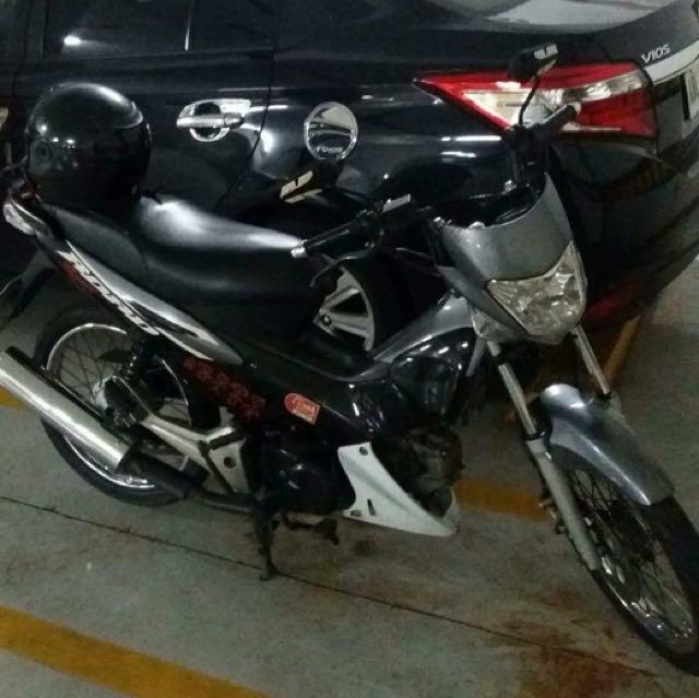 HONDA XRM 125RS