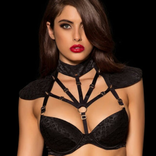 Honey Birdette Suzi Q Bra