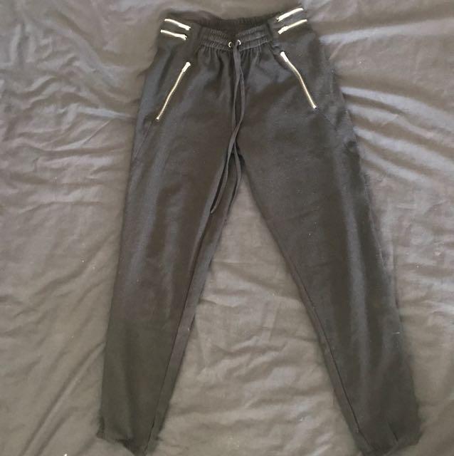 ICE Black Pants
