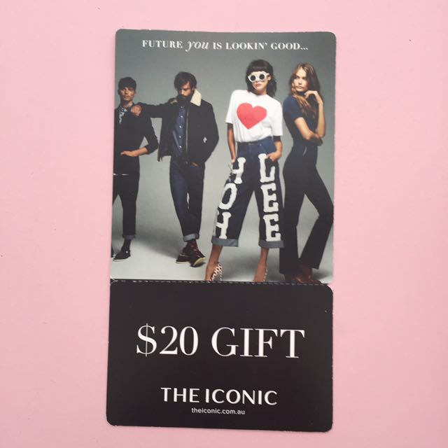 ICONIC Gift Card