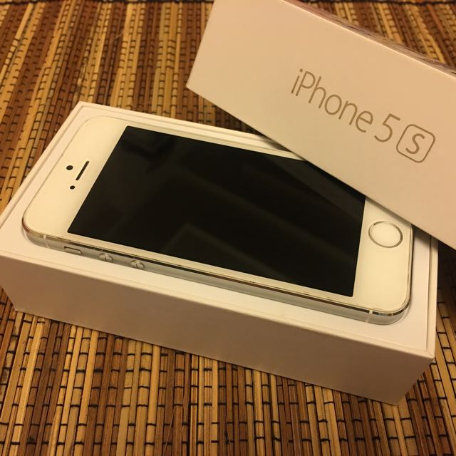 iPhone 5S 32G 白