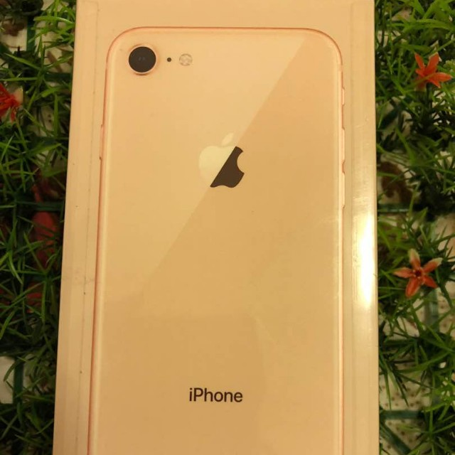 IPHONE 8 64 Gb BRAND NEW APPLE WARRANTY Cod ,CELL,0102000235
