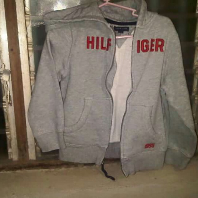 Jacket with hood for kids