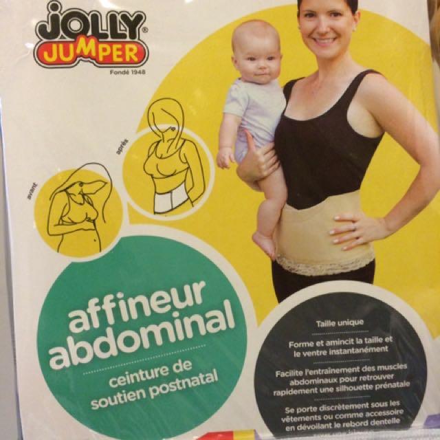 Jolly jumper post partum belt