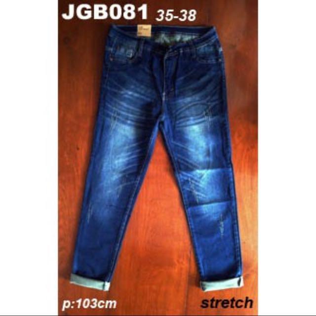Jumbo Jeans Big Size