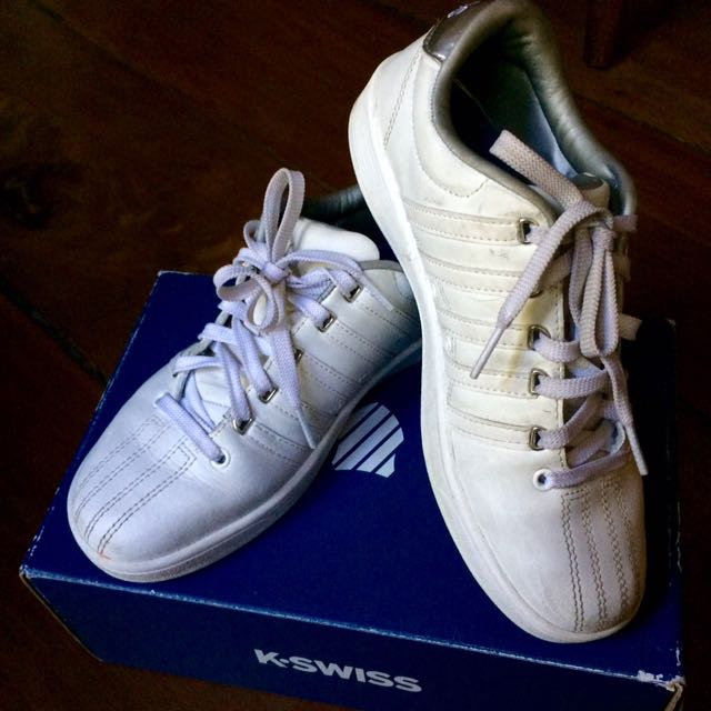 K Swiss sneakers