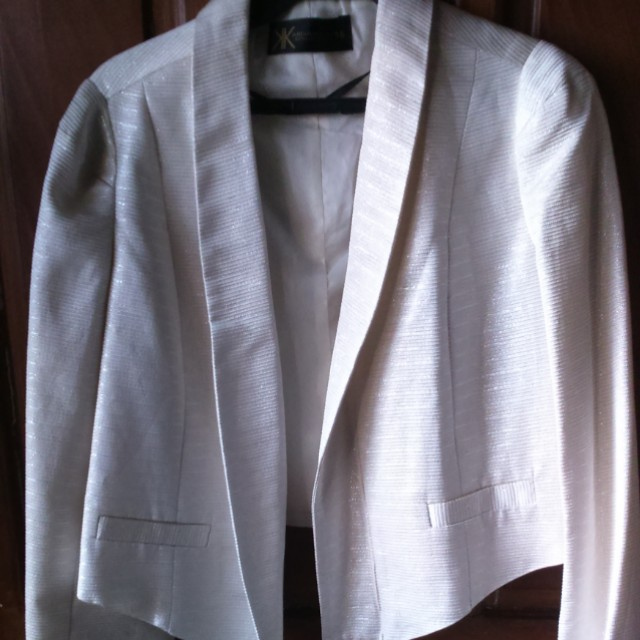 Kardashian Collection Blazer