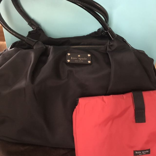 Kate spade diapers bag