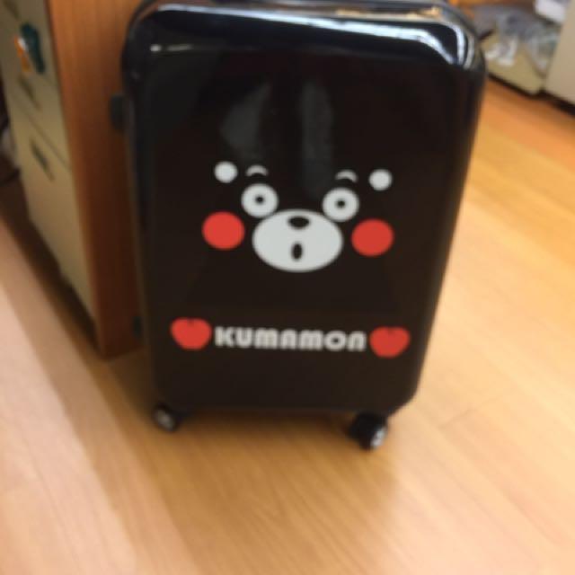KUMAMON24吋行李箱。熊本熊(含運)