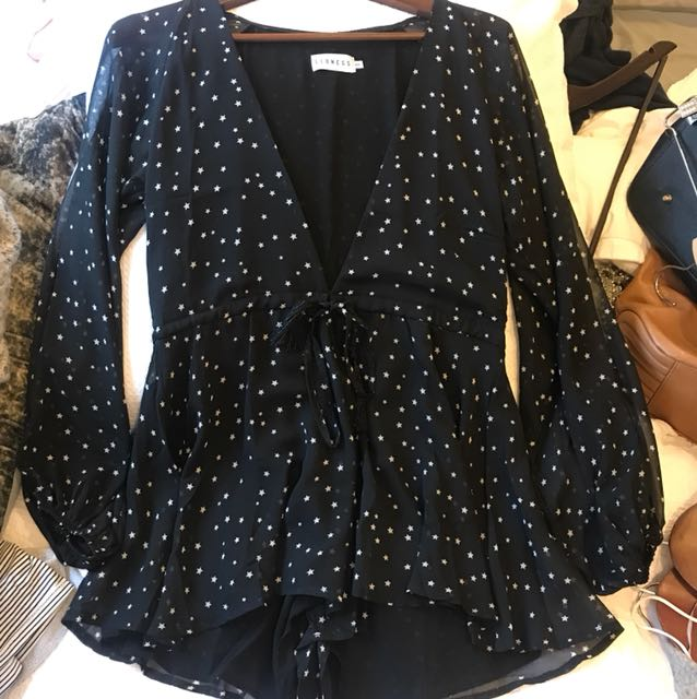 Lioness star playsuit