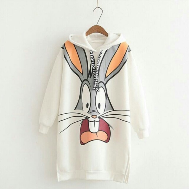 Long Bunny sweater