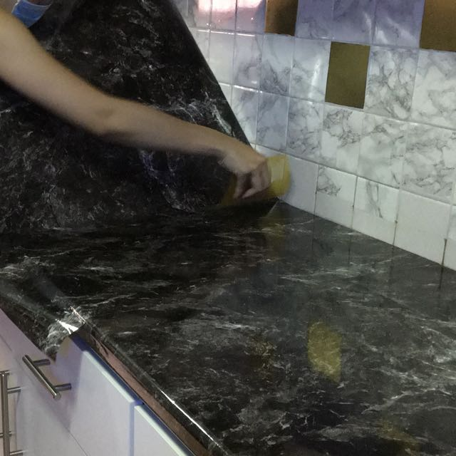 Marble Cabinet Kitchen Table Top Wallpaper Service Home