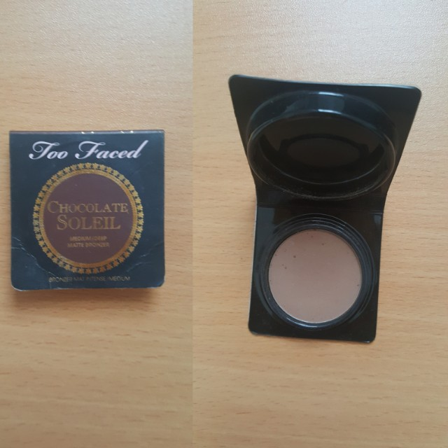 Mini Toofaced Chocolate Soliel bronzer