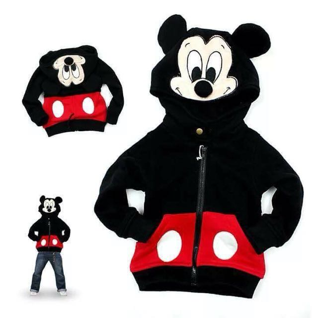 Minnie/Mickey mouse jacket for kids