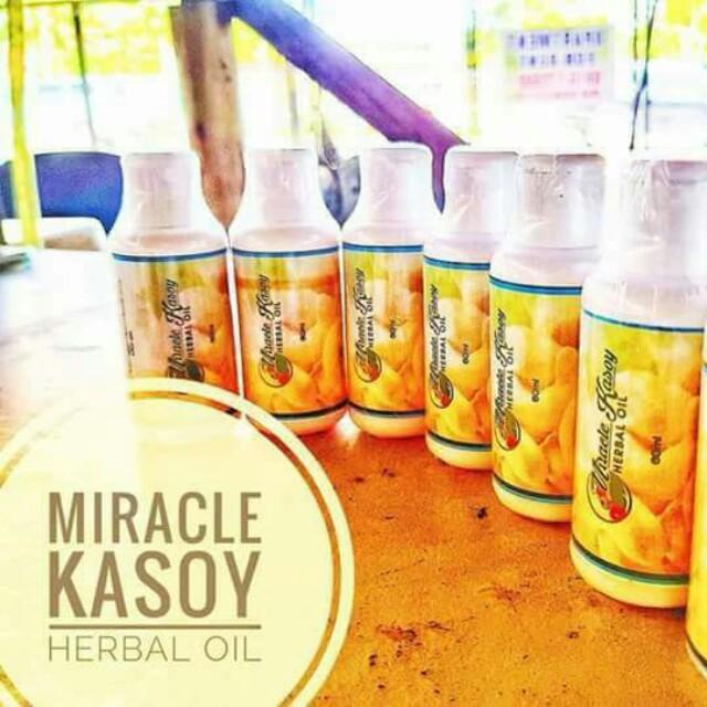 Miracle kasuy oil