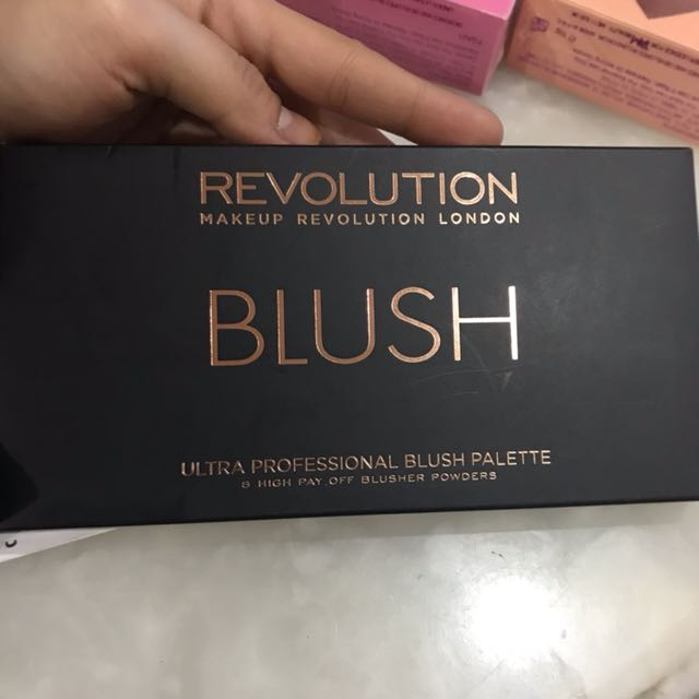 MUR Ultra Palette Blush