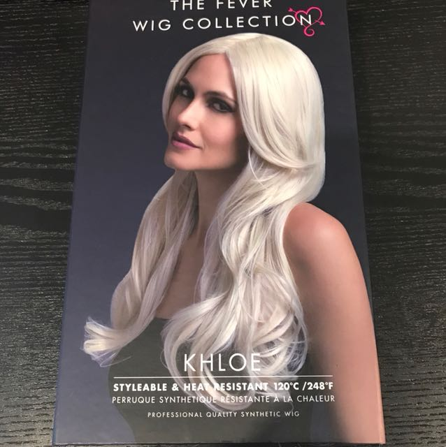 New Professional Quality blond wig