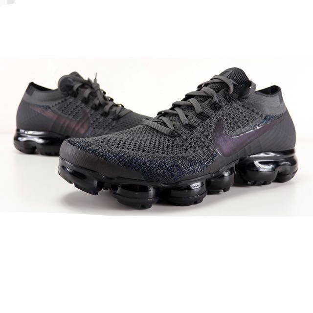 dd18f19fae72 Nike Air Vapormax Midnight Fog Iridescent Black Friday