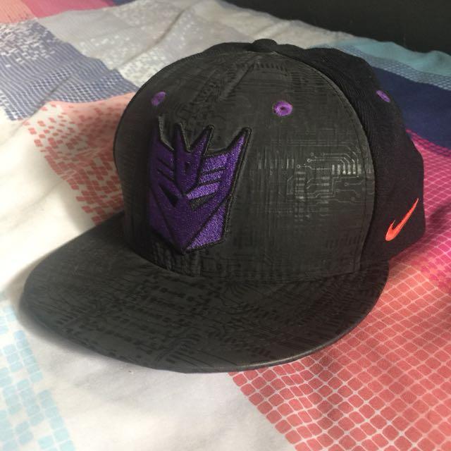 Nike Megatron Snapback Cap(Limited Edition)