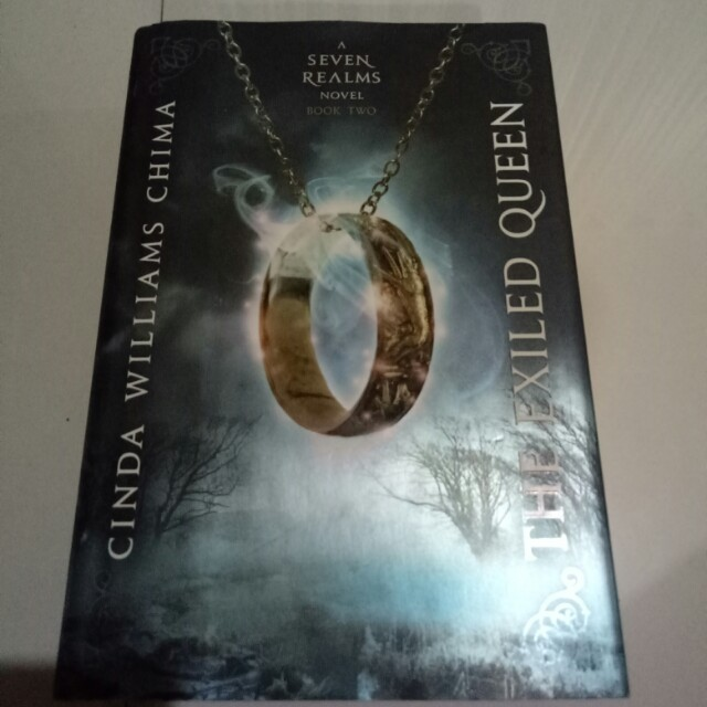 Novel cindy william chima the exiled queen