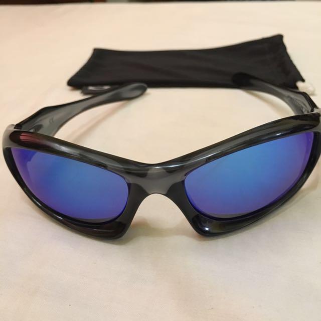 Oakley monster dog polarized sunglasses