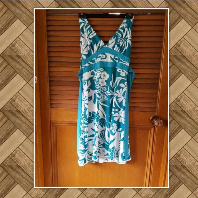 Open Back Tosca Dress - Fits 8-10