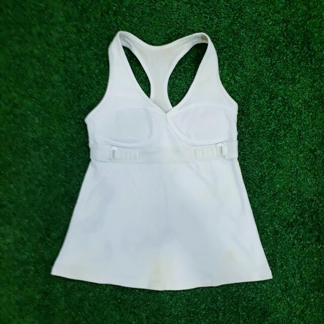 Original Lululemon Size 6 Top, w/ Built-in Bra